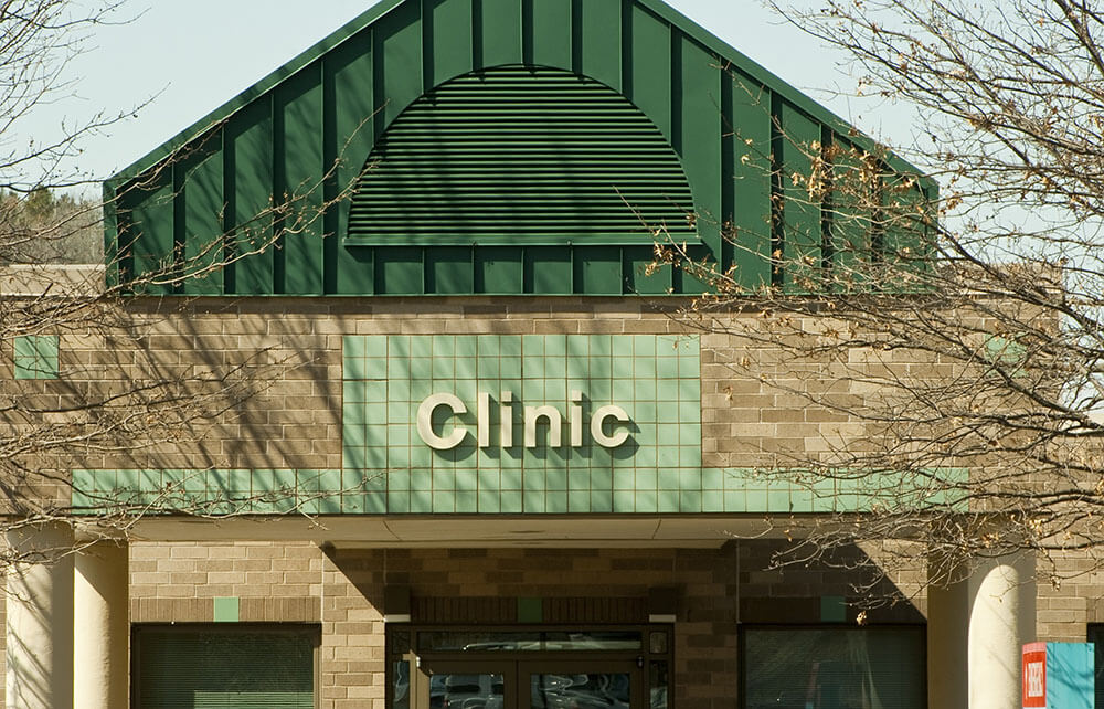 clinic and health care fraud